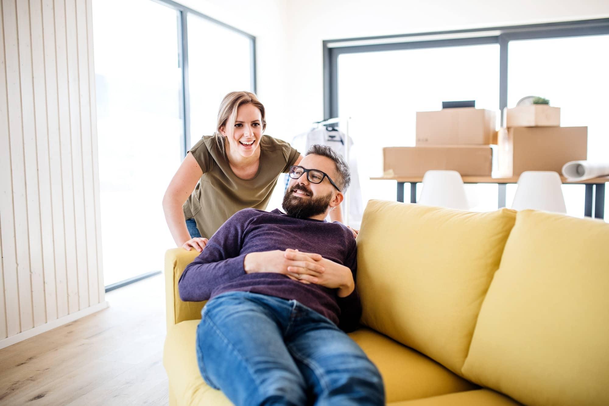 Furniture removals Sunshine Coast