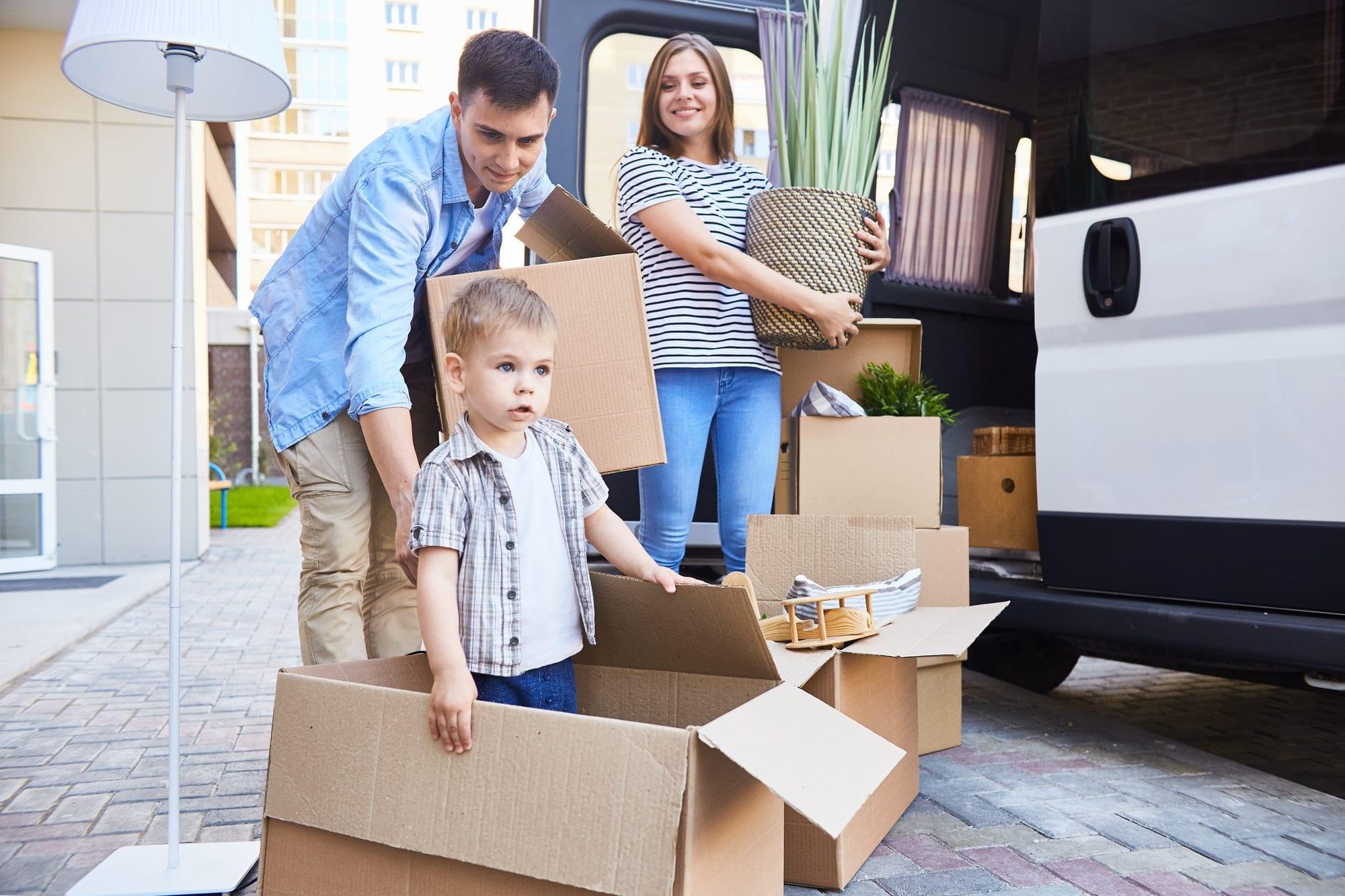 Furniture removals Helensvale